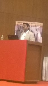 GST on Capital Market During National Seminar of ICSI,Ahmedabad