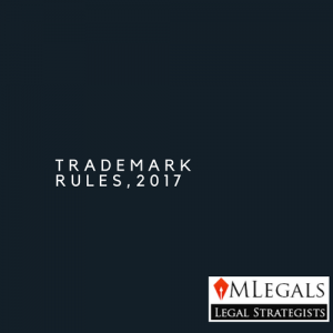 Trademark Rules 2017 In India