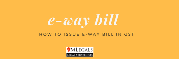 How to issue E-Way Bill in GST (3)