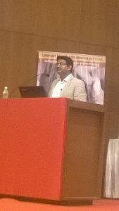 GST on Capital Market During National Seminar of ICSI,Ahmedabad