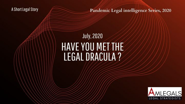 Have you met the Legal Dracula?