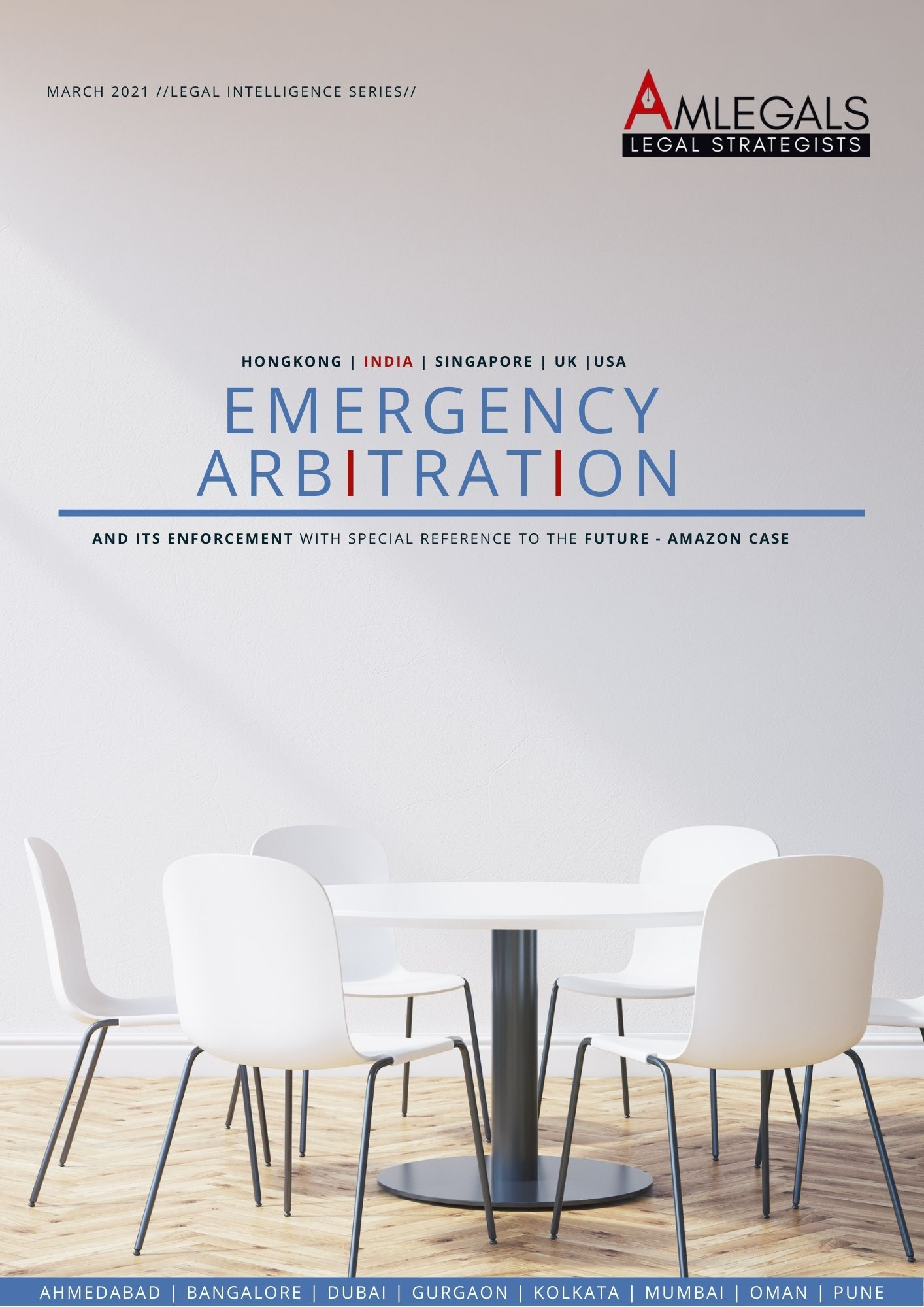 Emergency Arbitration in India