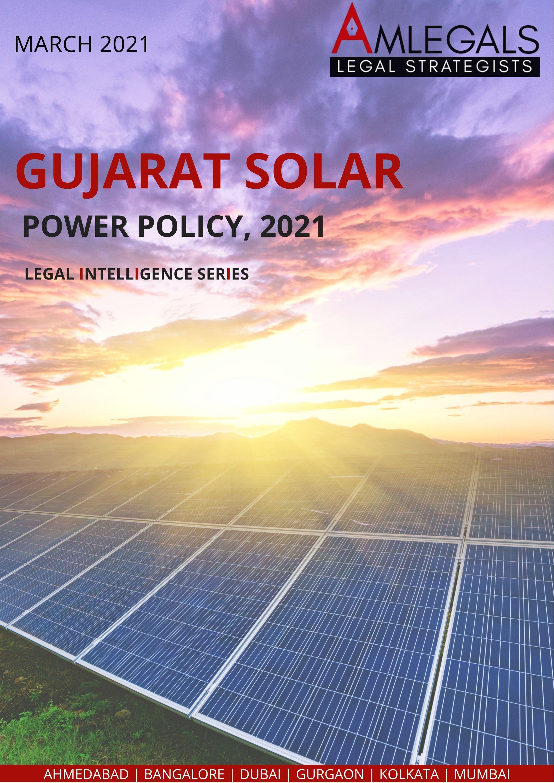 Gujarat Solar Power Policy